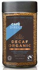 Cafédirect BIO instantná káva bez kofeínu 100g