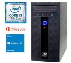 mimovrste=) namizni računalnik i3-7100/4GB/1TB/Win10Home (PC-F237W365-M)