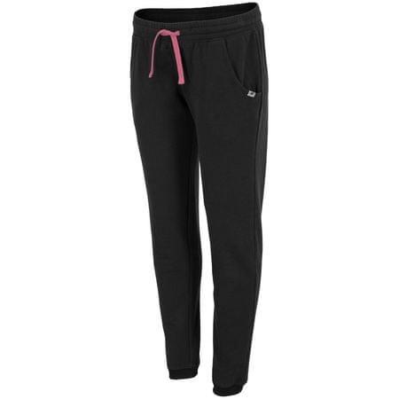 4F ženske hlače za prosti čas H4Z17-SPDD001, črne, S