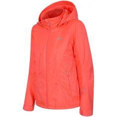 4F ženska smučarska bunda H4Z17-KUDN003, roza