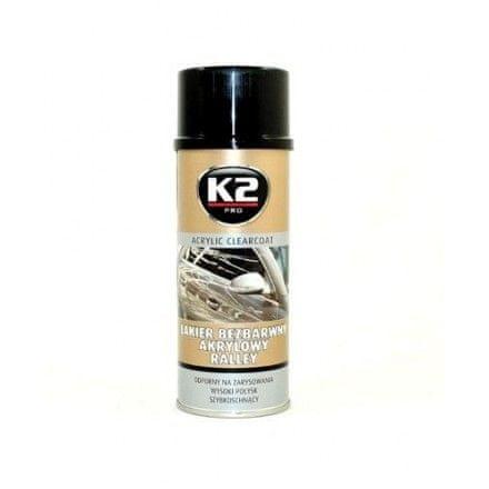 K2 Pro akrilni lak, 400 ml
