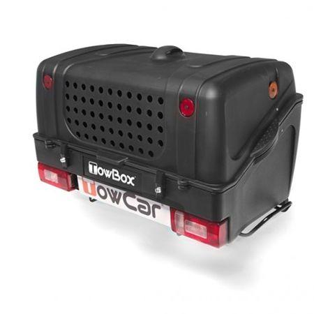 TowBox V1 DOG na tažné zařízení - černá