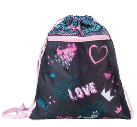 Target vrečka za copate Love 21817