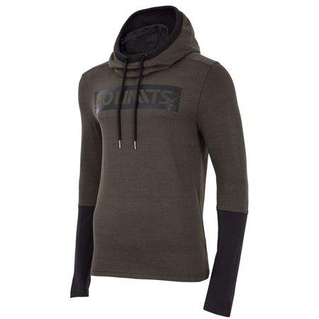 4F moški pulover H4Z17-TSML002, olivno zelen, M