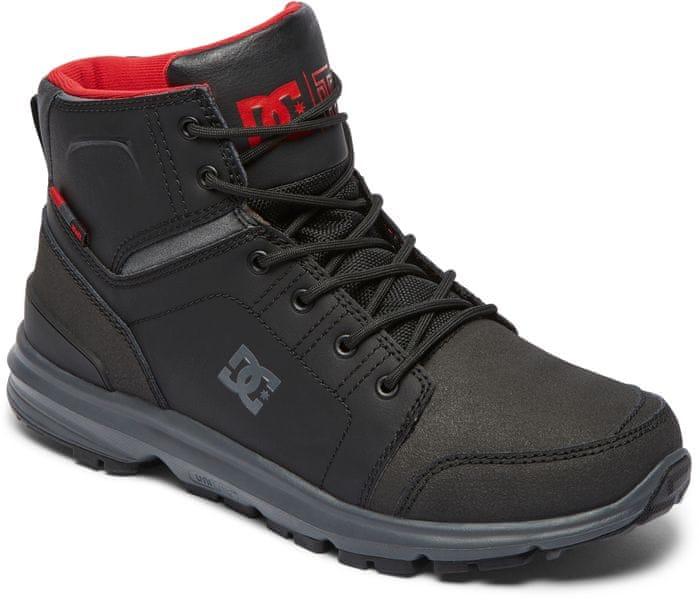 DC Torstein M Boot Xksr Black/Grey/Red 44