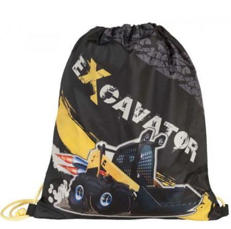 Target vrečka za copate Excavator 17935