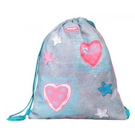 Target vrečka za copate Jersey Love 21381