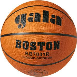 Gala piłka do koszykówki BOSTON BB7041R vel. 7