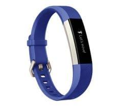 Fitbit aktivna zapestnica Ace, modra/nerjaveče jeklo