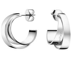 Calvin Klein kolczyki ze stali Unite KJ5ZME000100