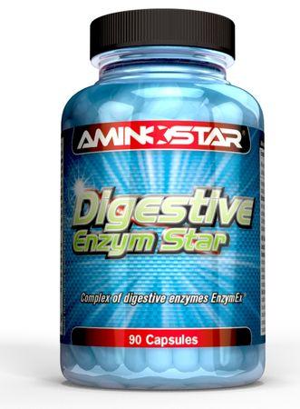 Aminostar Digestive EnzymStar 90 cps emésztőenzim