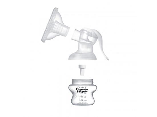 Tommee Tippee Zestaw butelek dla niemowląt C2N ze sterylizatorem i laktatorem