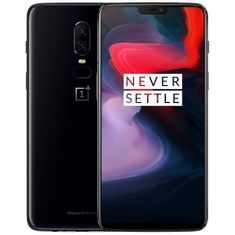 OnePlus 6, 6GB/64GB, Mirror Black