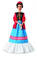 Mattel A világhírű Frida Kahlo Barbie baba