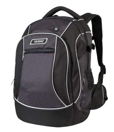 Target nahrbtnik Airpack Switch Melange Black 21877