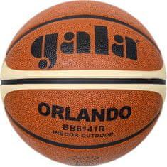 Gala košarkaška žoga ORLANDO BB6141R, velikost 6