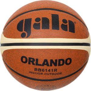 Gala košarkaška žoga ORLANDO BB7141R, velikost 7
