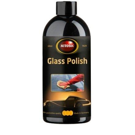 Autosol odstranjevalec madežev iz vetrobranskega stekla Autosol Glass Polish, 500 ml