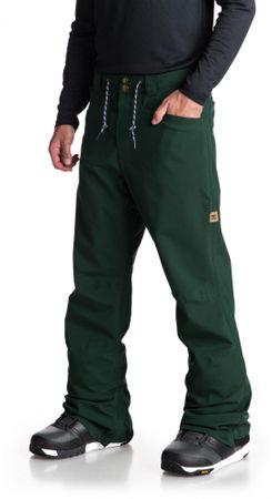 DC Męskie spodnie snowboardowe Relay Pnt M Snpt Gzf0 Pine Grove M