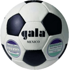 Gala Piłka do piłki nożnej MEXICO BF5053S rozm. 5