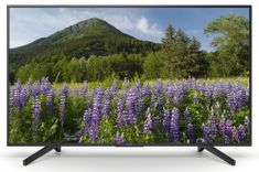 SONY 4K Ultra HD TV KD-55XF7005