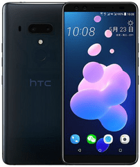 HTC U12 Plus, Dual SIM, 64GB, Blue mobiltelefon