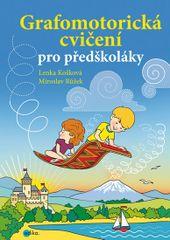 Košková Lenka: Grafomotorická cvičení pro předškoláky