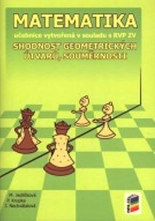 Matematika - Shodnost geometrických útvarů, souměrnosti (učebnice)