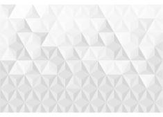 Dimex Nálepky na nábytok - 3D trojuholníky, 85 x 125 cm