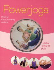 Traczinskiu, Robert S. Polster Christa G: Powerjoga - Všetky cviky na DVD
