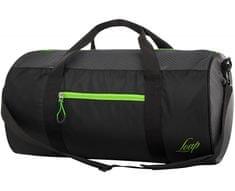 Loap Taška přes rameno Leonte Black/Green BA17172-V11N