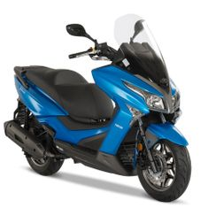 Skútr KYMCO X-TOWN 125i ABS modrá
