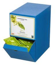 Hampstead Tea London BIO zelený čaj 250ks