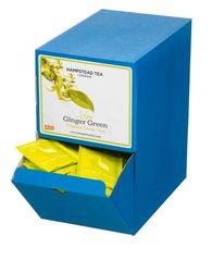 Hampstead Tea London BIO zelený čaj se zázvorem a citronovou trávou 250ks