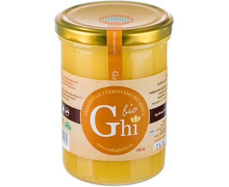 České ghíčko BIO Ghí (Objem 220 ml)