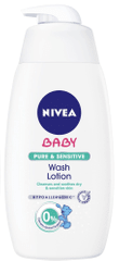 Nivea Baby Pure&Sensitive Mycí gel 500ml