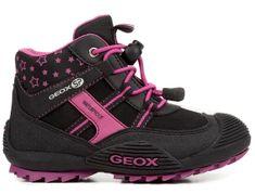 Geox dievčenské členkové topánky Atreus
