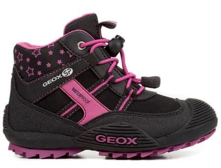 Geox dívčí kotníkové boty Atreus 27 černá 911baf4b4d