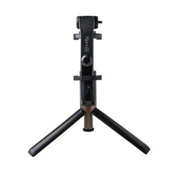 Celly Selfie tyč s Bluetooth ovladačem a stojánkem CELLY Propod, černá CLICKPROPODBK