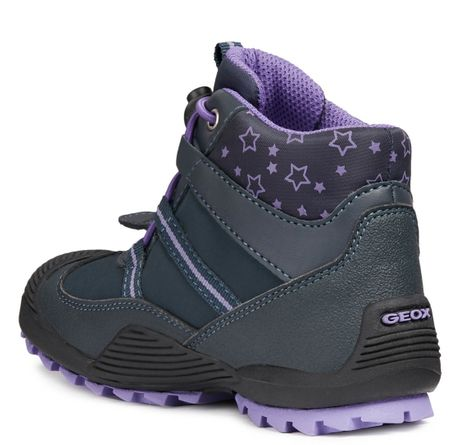 Geox dívčí kotníkové boty Atreus 28 modrá  e0278374cf