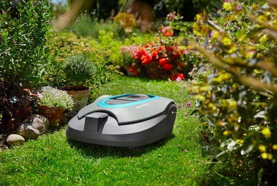 Gardena SMART robotická sekačka Sileno+