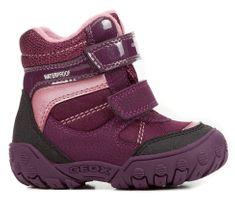 Geox dívčí zimní boty Gulp