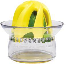 Chef'n Lis na citrusové plody s dózou 2v1