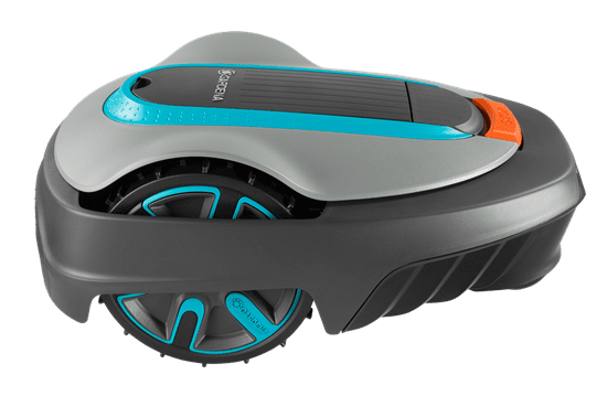 Gardena Robotická sekačka smart Sileno city 500