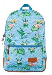 Target nahrbtnik Basic Floral Blue 21961