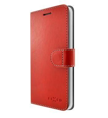 Fixed Pouzdro typu kniha FIXED FIT pro Xiaomi Redmi Note 5, červené FIXFIT-281-RD