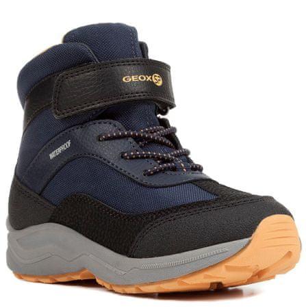 abe9457cb17 Geox chlapčenské zimné topánky New Alaska 29 modrá