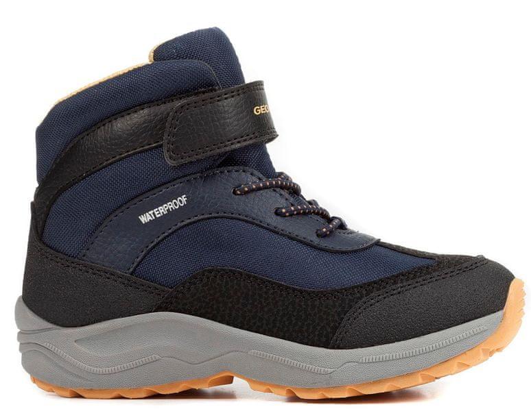 1ceb50ba454 Geox chlapecké zimní boty New Alaska 32 modrá