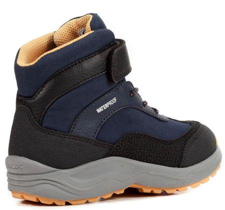 Geox chlapčenské zimné topánky New Alaska 27 modrá  61fb1c31378