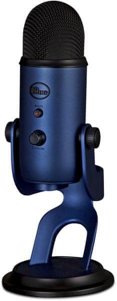 BLUE Yeti půlnočně modrý (2117)